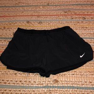 Dri-fit Nike running shorts